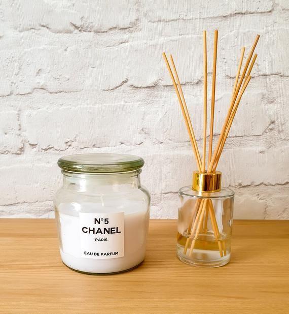 Designer Inspired Handmade Scented Candles
