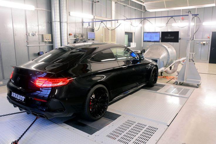 650 konny potwór!   Mercedes-AMG C63S Coupe po wizycie u legendarnego tunera uzyskuje moc 650 KM oraz 820 Nm momentu obrotowego. Taka moc w Klasie C zapewnia niezrównane osiągi dostępne dotychczas wyłącznie dla pełnokrwistych aut sportowych.  Poznaj najlepszą ofertę tuningu dla aut Mercedes-Benz!   Brabus JR Tuning http://www.brabus-jrtuning.pl/