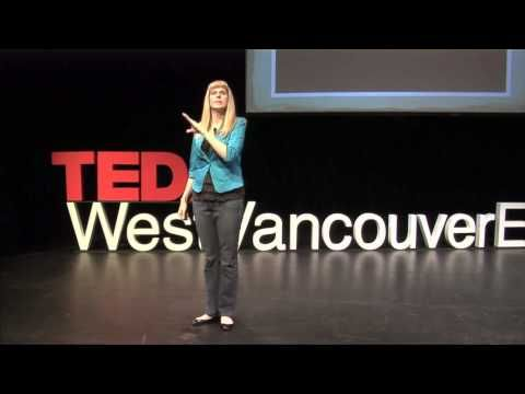 The power of student-driven learning: Shelley Wright at TEDxWestVancouverED - YouTube