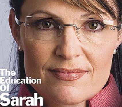 f260a2bafb Sarah Palin Glasses Cheap. Home → Sarah Palin Glasses Cheap. T6762 Black  Semi Rimless Eyeglasses -  99.00 ...