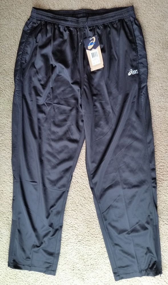 de41fb510080 NEW Asics Men s Duo Tech Black Zip Leg Running Workout Warm-up Pants - 2XL  XXL  fashion  clothing  shoes  accessories  mensclothing  activewear (ebay  link)