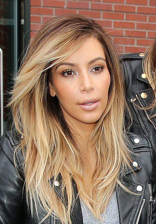 Kim Kardashian Blonde Hair 52