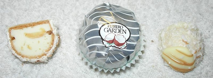 Ferrero Garden Chocolate - oh my goodness.