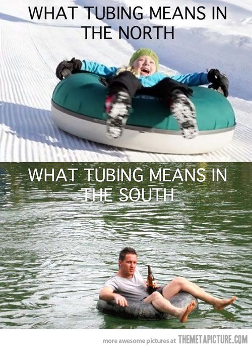 #tubing