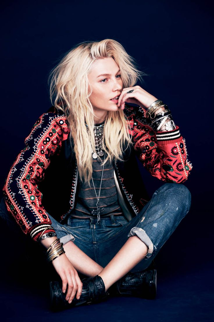 Aline Weber Stars in Free People's Safari-Inspired May Lookbook - Fashion Gone Rogue: The Latest in Editorials and Campaigns