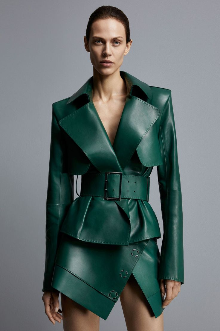 Mugler Autumn/Winter 2017 Pre Fall Collection