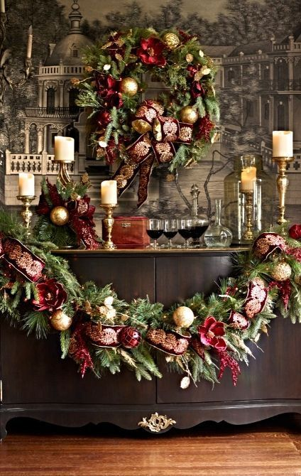 cool Top 40 Traditional Christmas Decoration Ideas Christmas Celebrations... by http://www.99-homedecorpictures.club/traditional-decor/top-40-traditional-christmas-decoration-ideas-christmas-celebrations/