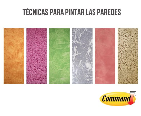 The 25 best tecnicas para pintar paredes ideas on pinterest - Tipos de pinturas para paredes interiores ...