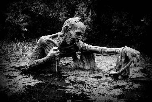 Indian Sculpture Park in Roundwood, Co Wicklow
