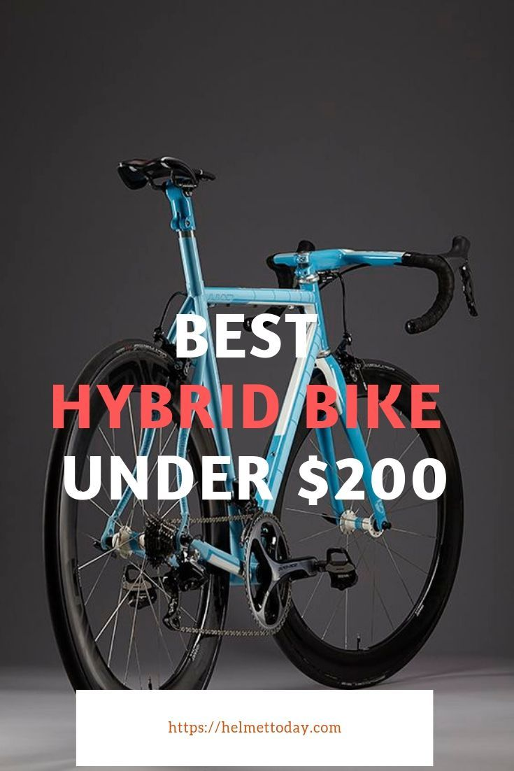 Top 12 Best Hybrid Bikes Under 200 For Beginners Hybrid Bike