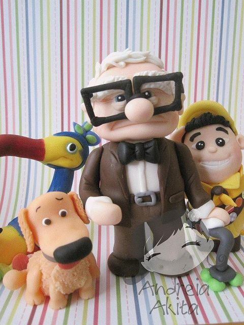 Up - figurines