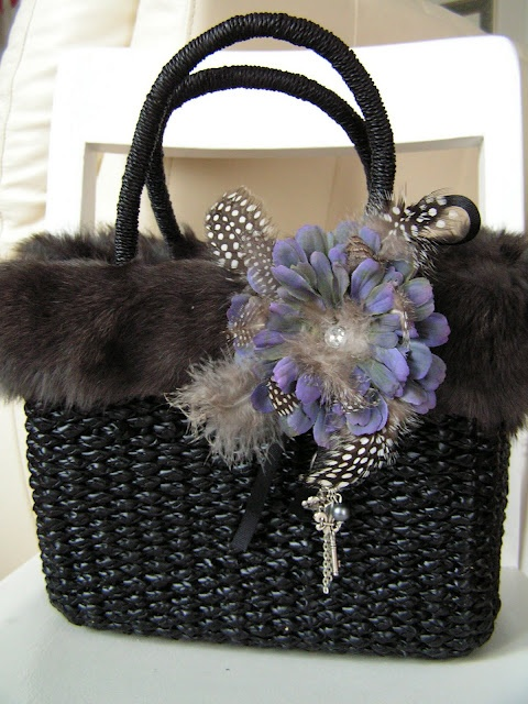 Another great basket bag.
