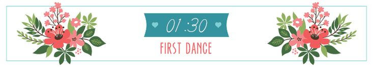 Wedding Reception Timeline: A Step-by-Step Order of Events