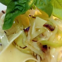 Butter Garlic Cabbage and Kluski Noodles Allrecipes.com