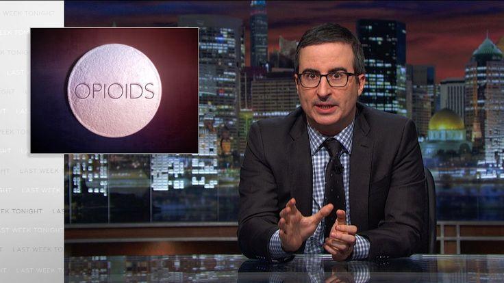 Opioids: Last Week Tonight with John Oliver (HBO) - ✅WATCH VIDEO👉 http://alternativecancer.solutions/opioids-last-week-tonight-with-john-oliver-hbo/     John Oliver discute el alcance y la raíz de la epidemia de la nación de adicción a los opioides. Conéctate con Last Week Tonight en línea … Suscríbete al canal de YouTube de la última semana Esta noche para más noticias casi como sucede casi:...