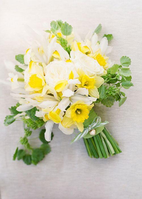 Daffodil Wedding Bouquet Ideas   Brides.com