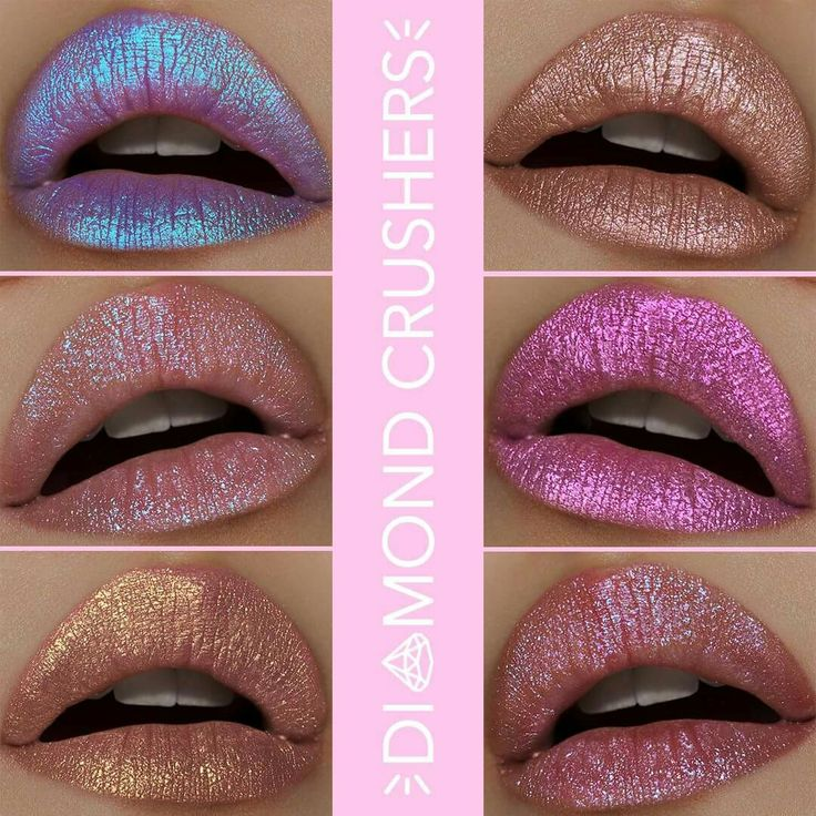 Lime Crime Diamond Crushers luxury beauty products - http://amzn.to/2hu7dbB