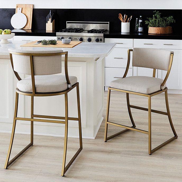 Allister Counter Stool In 2020 Counter Stools Kitchen Counter Stools Kitchen Stools