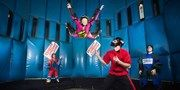 "$59 - Thrilling Indoor Skydiving Experience, Reg. $105 $59 -- Thrilling Indoor Skydiving Experience, Reg. $105  $59 -- Thrilling Indoor Skydiving Experience, Reg. $105 Source: Vegas Indoor Skydiving Experience the thrill of skydiving indoors in a vertical wind tunnel, which Zagat says is ""like nothing you'll ever experience short of jumping out of a plane."""
