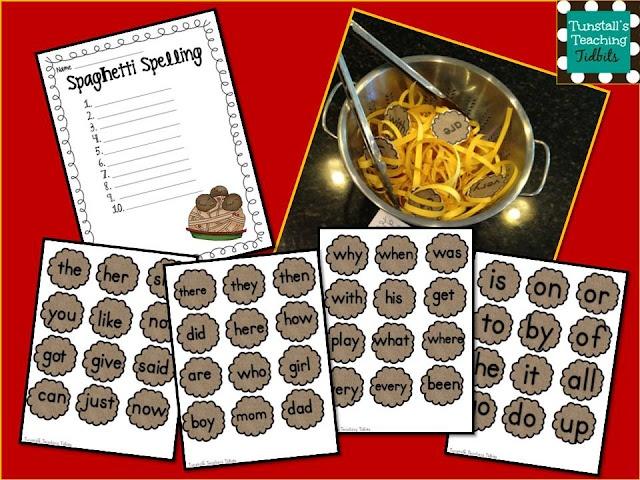 spaghetti spelling: Spaghetti And Meatball, Word Work Centers, Visual Plans, Wordwork, Spaghetti Spelling, Tunstall Teaching, Teaching Tidbit, Tunstal Teaching, Sight Word