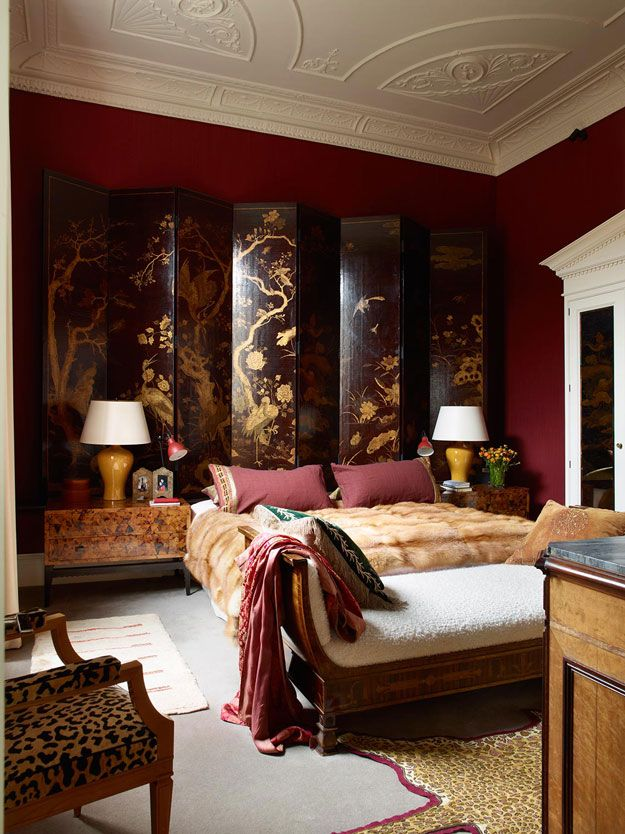 London based interior designer douglas mackie does not for Interior designers based in london