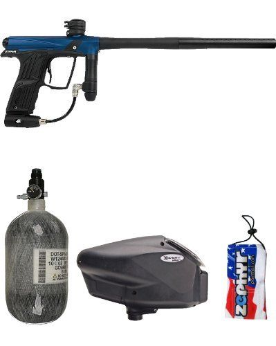 Planet Eclipse Etha Paintball Gun Kit w/ 68/4500 HPA Tank and Halo Too Loader - Blue / Black by Planet Eclipse. $535.65. Planet Eclipse Etha Paintball Gun Kit w/ 68/4500 HPA Tank and Halo Too Loader  Planet Eclipse has long been known as a market leader in high-end paintball markers and accessories. Their aim has always been set high; to produce the very best paintball equipment possible. Unashamedly, their products to date have always been aimed at the higher-en...