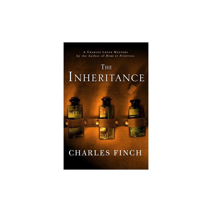 Inheritance (Paperback) (Charles Finch)