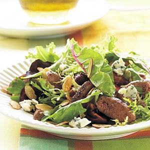 Nordstrom Champagne Vinaigrette Salad Dressing... YUM!