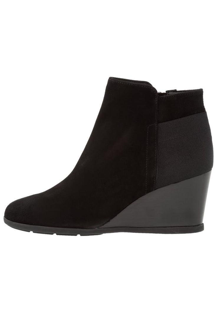 Zapatos negros Geox Jewel para mujer 7N7arG