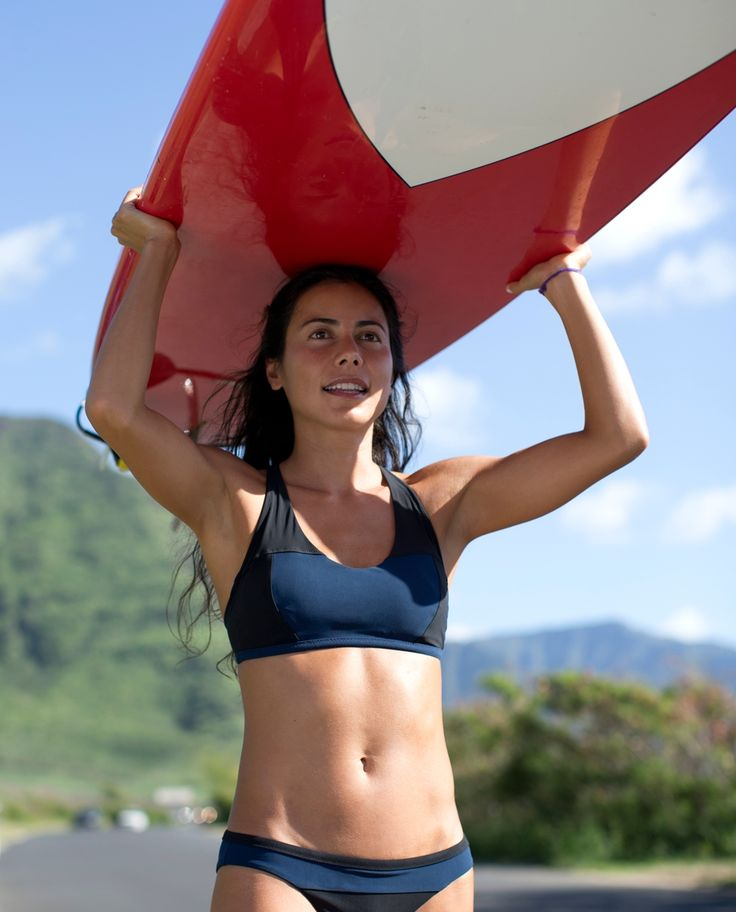 Sporty swimwear for women must meet the demand of the modern active woman and our goal is to make you feel fabulous every time you're in the water. Swim Trends For Women Functional swimwear doesn't mean sacrificing style.