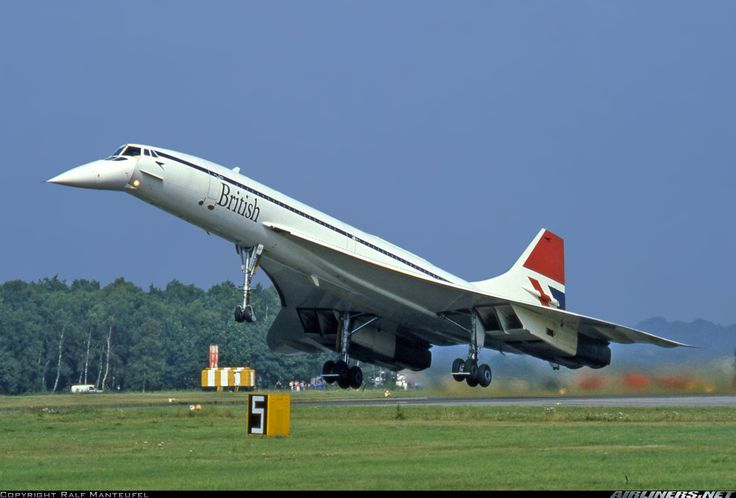 Concorde. A British/French legend.  More specifically a Bristol/             Broughton/Toulouse legend.