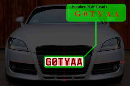 KritiKal Solutions offering Automatic Number Plate Recognition System that facilitates to capture vehicle's numbers along in the traffic.