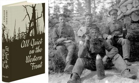an analysis of the story all quiet on the western front Prose text analysis- all quiet on  stage 1 prose text analysis: all quiet on the western front _____ topic: this world war i novel is a story of.