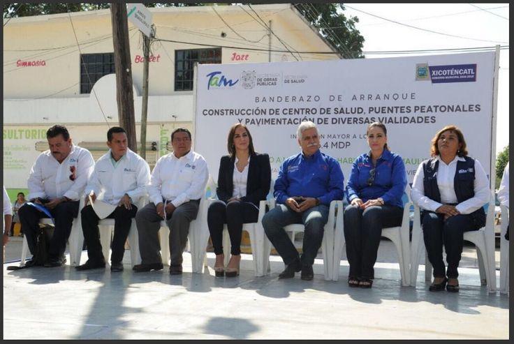 Inicia Gobierno de Tamaulipas obras por más de 46 mdp en Xicoténcatl