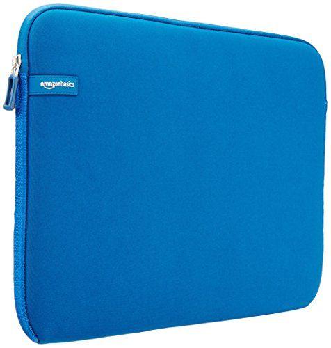 AmazonBasics Housse pour ordinateur portable, 15 – 15,6 Pouces, Bleu clair