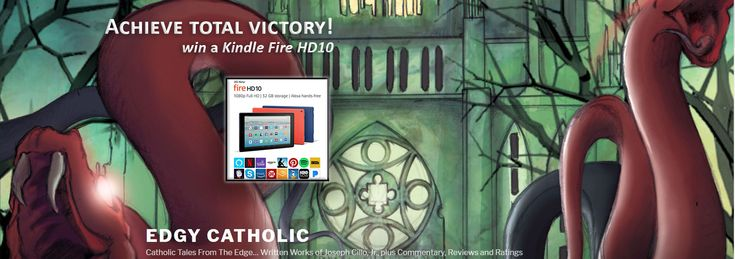 Ends January 22, 2018 #WinAKindleHD10, With Blind Prophet Pre-Installed!
