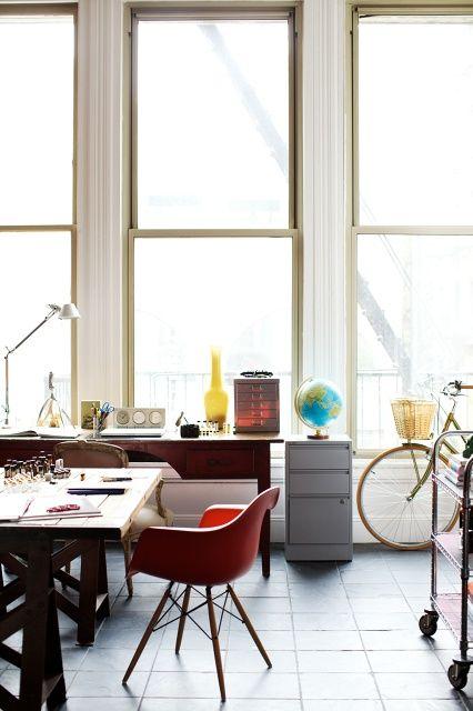 Eames DAW Chair http://www.cadesign.ie/furniture/dining-chairs/eames-daw-chair/
