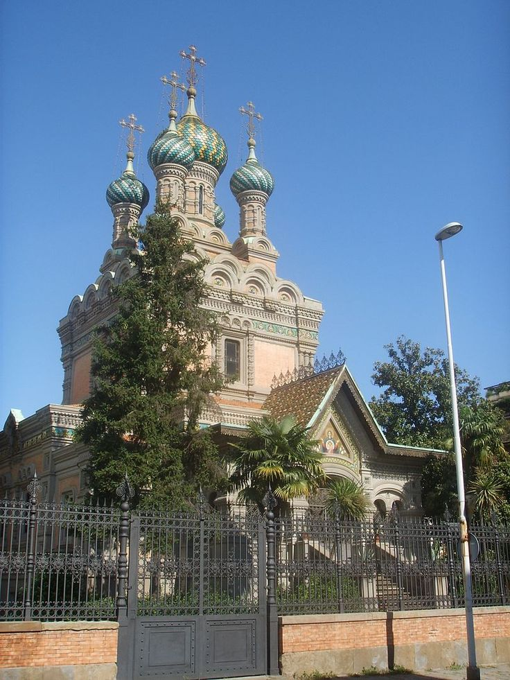 Chiesa russa ortodossa 2 - Category:Russian Orthodox church in Florence - Wikimedia Commons
