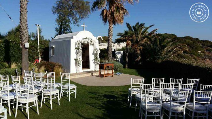 Ανθοστολισμός γάμου - βάφτισης στο Κτήμα 48 #lesfleuristes #λουλούδια #ανθοσύνθεση #ανθοπωλείο #γλυφάδα #ανάβυσσος #γάμος #νύφη #δεξίωση