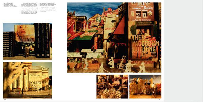 A partir de pequenos objetos, figuras de grandes instalações, intervenções urbanas e esculturas, o livro Papercraft, da editora Gestalten, reúne as criações mais extraordinárias. Arte urbana, desig…