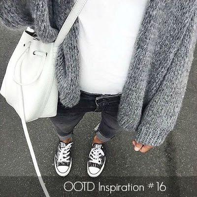 Mystery Girl: OOTD Inspiration | #16