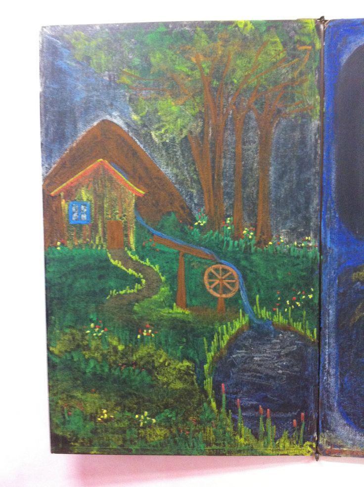 jardim manaca waldorf:Professora Telma, 2o ano Manacá A gotinha d'água: Tales, Fairy Tales