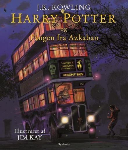 Harry Potter og fangen fra Azkaban (Harry Potter illustreret)