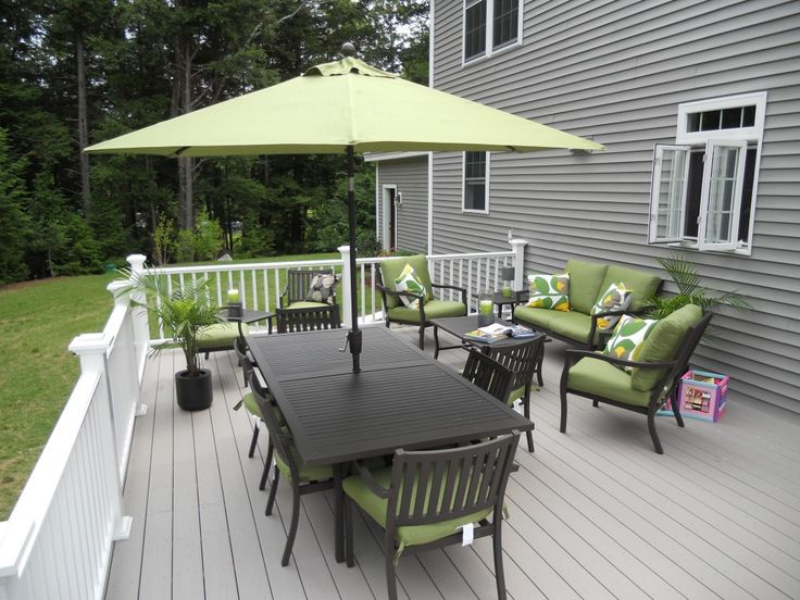 White Pool Deck Chairs: 17 Best Ideas About Gray Deck On Pinterest