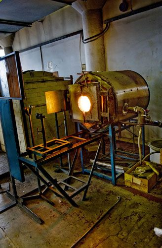 Glass Blowing Work shop