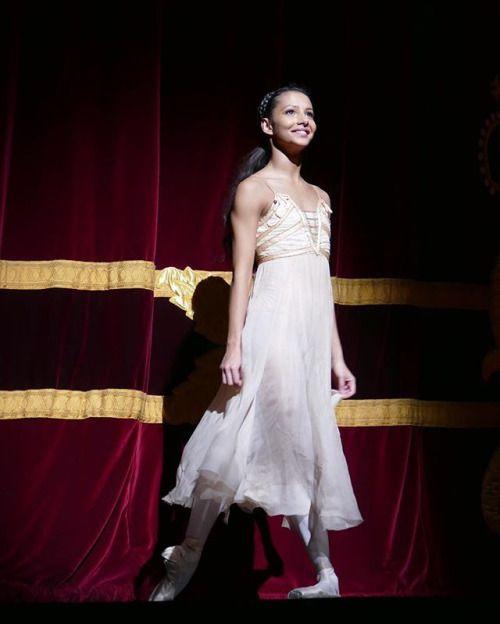 "strechanadi: "" Francesca Hayward Romeo and Juliet """