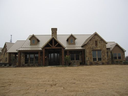 138 best my texas hill country home images on pinterest for Texas hill country stone homes