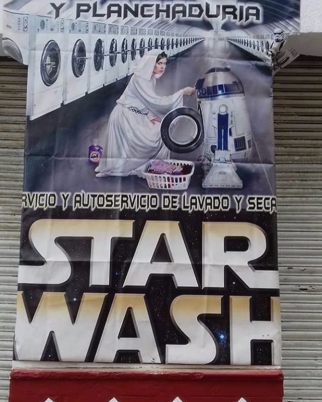Well... is creative   #starwars #star #wars #stormtrooper #jedi #sith  #blackseries #starwarsfan #yoda #art #r2d2 #hansolo #bobafett #lukeskywalker #geek #forcefriday #cosplay #darkside #chewbacca #starwarday #lightsaber #toys #theforce #instagood #kyloren #thelastjedi #c3po #clonetrooper #Clone #rogueone