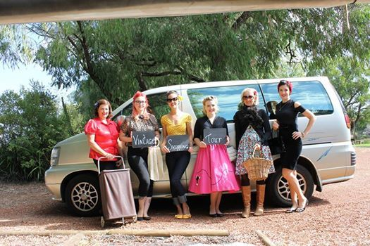 All Ready To Go on a Shopping Tour with Duchess Di Dee. dianed@westnet.com.au