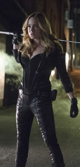 Arrow - Sara Lance as The Canary - Heir to the demon